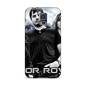TimeaJoyce Samsung Galaxy S5 High Quality Hard Cell-phone Cases Unique Design Beautiful U2 Pattern [Pxd13045AFgh]