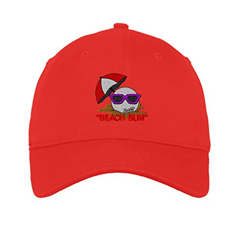 BUM Men's Baseball Cap (Red) - 9