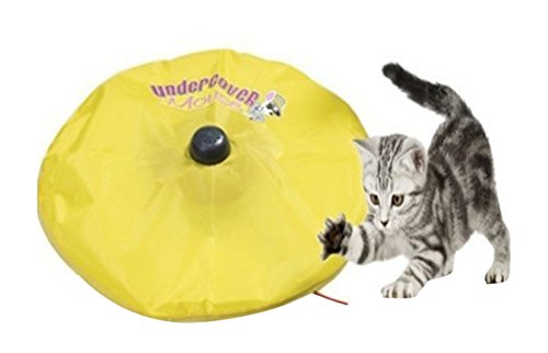 Uniquorn Undercover Mouse Fun And Interesting Cat Toys A Total Of Four Gears To Make Your Cat Happy To Exercise
