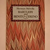 bartleby and benito cereno herman melville stanley appelbaum  customer image