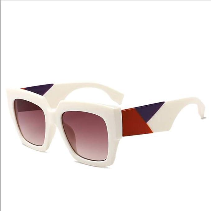 bd80744a5e Joo Borlas de Elegancia clásica y Gafas de Sol polarizadas con Flores para  Mujer (Color : C2): Amazon.es: Hogar