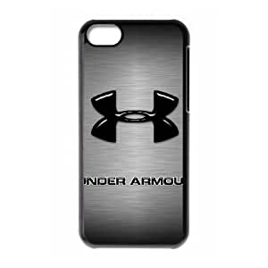 Bajo la armadura H5Q46P6MA funda iPod Touch funda 6 casos 75QSU3 negro