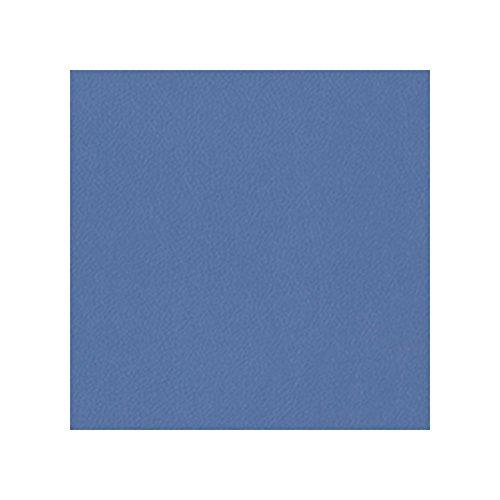 【生地 サンプル】椅子生地 サンゲツ アップ (UP8661) ビニール レザー (カラーパレット) ブルー系 (品番:UP8661)(旧:UP2553)