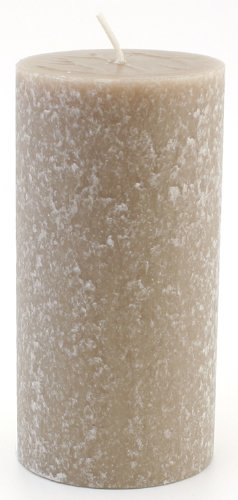 Root Scented Timberline Pillar Candle, 3-Inch by 6-Inch Tall, Ginger Patchouli by Root