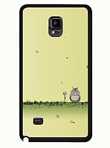 Apple My Neighbor Totoro Samsung Galaxy Note 4 Case