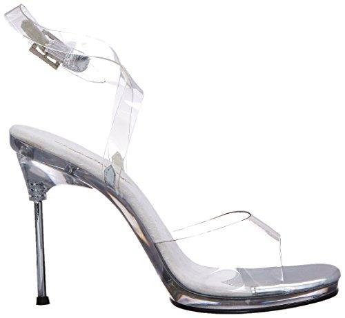 Favoloso Womens Chic 06 Vestito Sandalo Chiaro