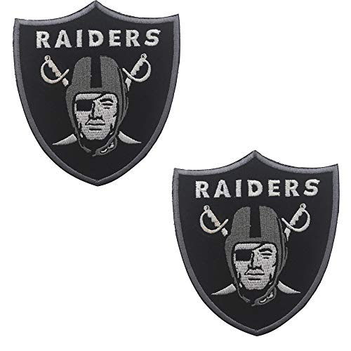 Buy raiders patch large