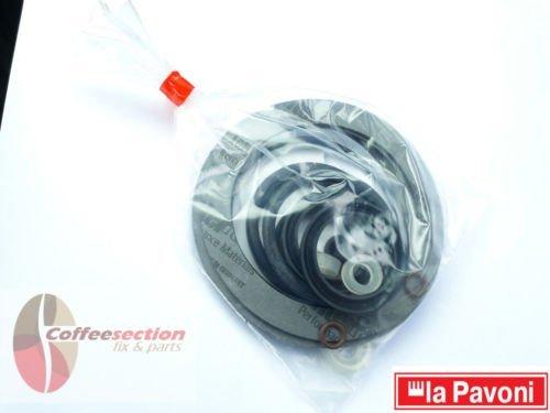 - La Pavoni - Complete Replacement Gasket Set - Rebuild Kit - Professional EPC-16