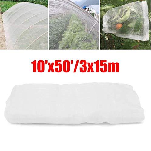 FDGBCF - Red de Control de Insectos para Plantas y Verduras (15 m ...