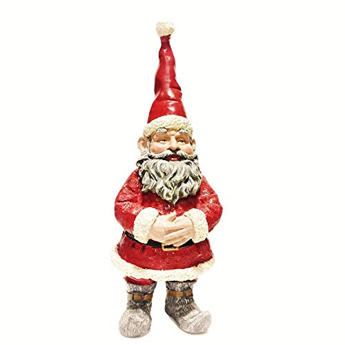 Nowaday Gnomes Christmas Santa Claus the Jolly Holiday Gnome Home & Garden Figurine 20