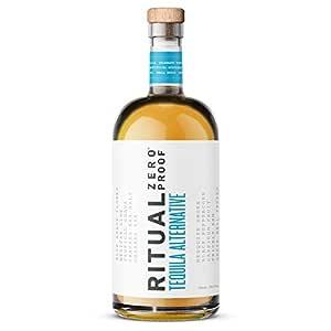 RITUAL ZERO PROOF Tequila Alternative | An Award-Winning Non-Alcoholic Spirit | 25.4 Fl Oz
