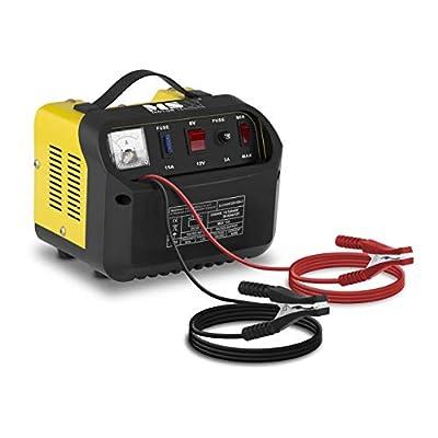 MSW Autobatterie Ladegerät Kfz Batterieladegerät S-CHARGER-10A.2 (Kühlsystem, 6/12 V Ladespannung, 5/8 A Ladestrom, 12…
