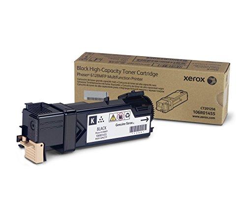 Genuine Xerox Black Toner Cartridge for the Xerox Phaser 6128MFP, 106R01455