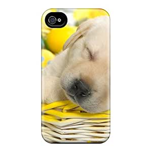 For Iphone 6 Phone Cases Covers(spring Puppy)