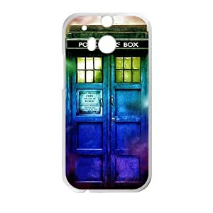 Doctor Who Phone Case for HTC One M8 by ruishername