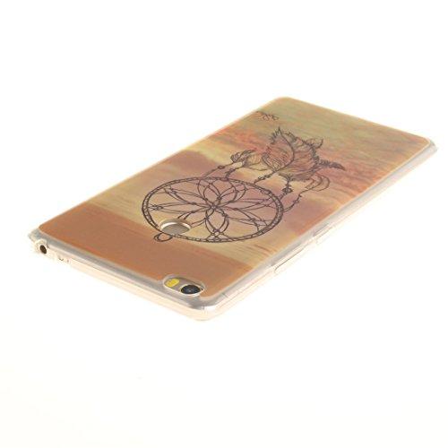 Mi Hozor Peint Souple Motif Dreamcatcher Scratch Antichoc Silicone TPU En Xiaomi Cas Cas Bord Arrière Transparent Slim De Résistant Téléphone De Fit Max Couverture Protection 5r0xWn5qX