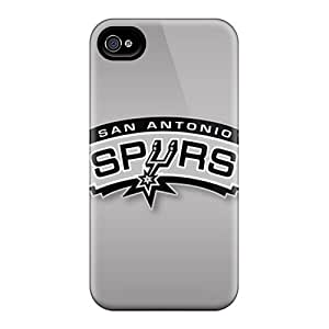 LnbzR26042aPYsI San Antonio Spurs Awesome High Quality Iphone 4/4s Case Skin