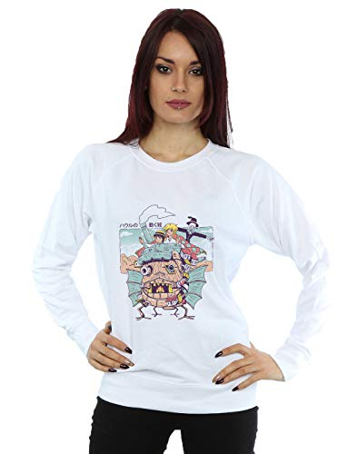 Entrenamiento De Trinidad Camisa Shonen Blanco Mujer Magic Vincent Absolute Cult Bq7BS