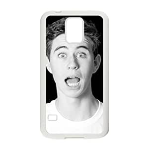 Nash Grier Cell Phone Case for Samsung Galaxy S5