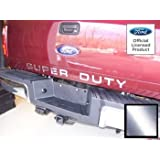 Ford SUPER DUTY Letter Inserts (thin) for Tailgate (2008-2016) F250 F350 F450 Decals Stickers