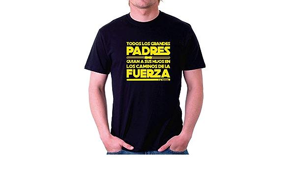 Custom Vinyl Camiseta Dia del Padre Los Caminos de la Fuerza ...