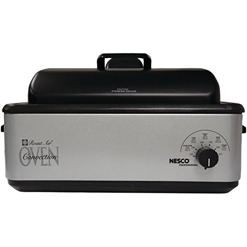 Nesco 4842-47 Professional Roast Air Roaster Oven with Convection, 12-Quart