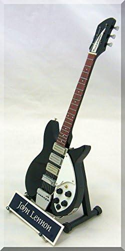 John Lennon guitarra en miniatura 1964 Rickenbacker Beatles W ...
