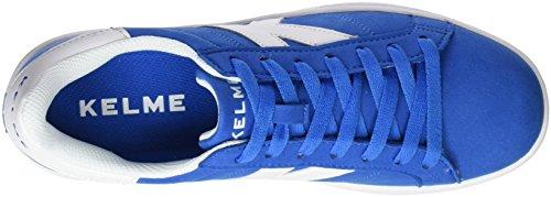 Kelme Omaha Suede, Zapatillas para Hombre Azul (Blue)