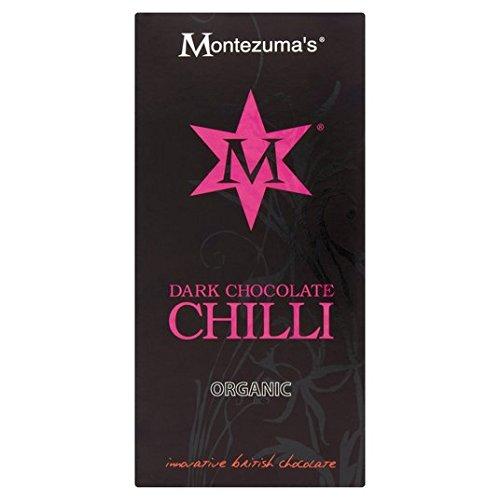 Chocolate negro de Moctezuma con los chiles 100g Bar: Amazon.es: Alimentación y bebidas