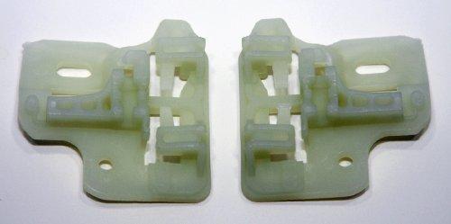 Repair X5 Bmw (RegulatorFix BMW X5 E53 Window Regulator Repair Clips (2) - Front Pair (left or right))
