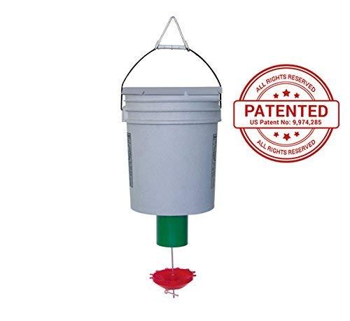 PECk-O-MATIC Item - Lot of 4 Demand Bird Feeder Kit
