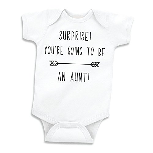 Expert choice for baby announcement for aunt