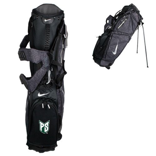 Portland State Callaway Hyper Lite 5 Black Stand Bag 'Official Logo' by CollegeFanGear