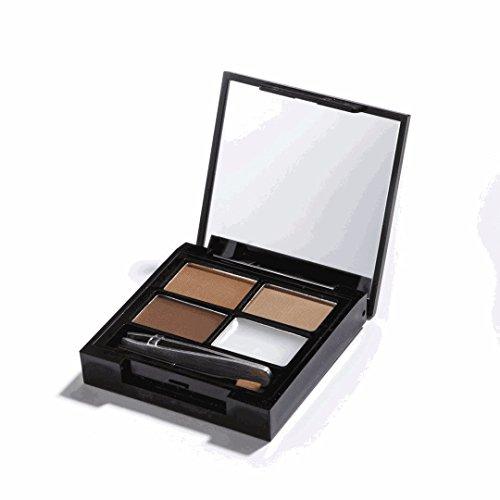 Makeup Revolution Focus & Fix Brow Kit Medium - Dark