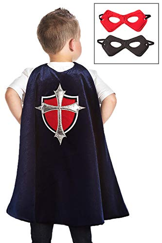 Little Adventures Super Hero Cape & Mask Set