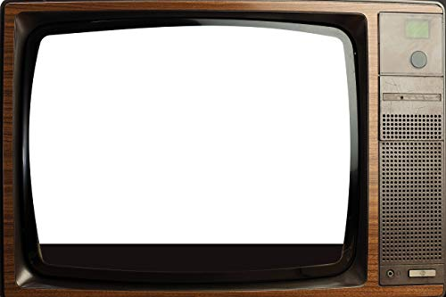 speedy orders Old School Retro TV Set Social Media Photo Booth Prop Sizes 36x24 Old Television, Telly Screen Photo Booth, Retro Selfie Frame, Home Party Event Props Decorations -