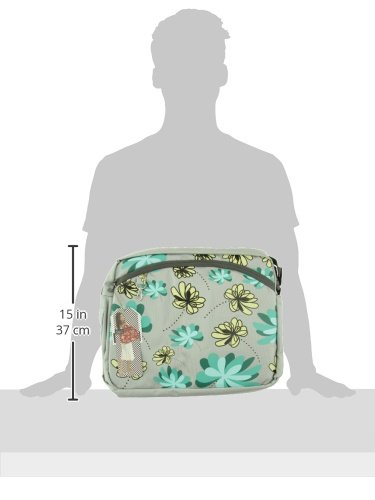Simplemente buena Ultra Tote Bag gris Grey Water Lilies Grey Water Lilies