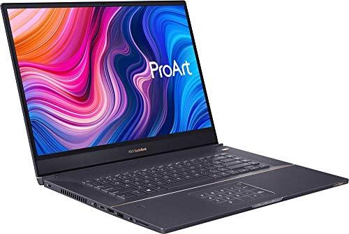 "ASUS ProArt StudioBook Pro W700G3T-XS77 Workstation Laptop (Intel i7-9750H 6-Core, 64GB RAM, 1TB m.2 SATA SSD, NVIDIA Quadro RTX 3000 Max-Q, 17.0"" 1920x1200, Active Pen, Win 10 Pro) with USB Hub"