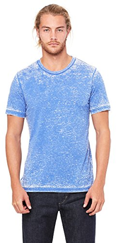 - Bella + Canvas Womens 3.6 oz. Poly-Cotton T-Shirt (3650) -TR RYL ACI -XS