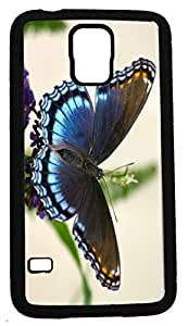 Blueberry Design Galaxy S5 Case Blue Butterfly Design - Ideal Gift
