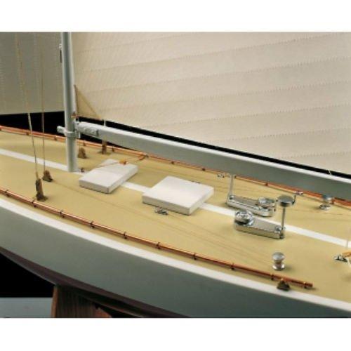 "Amazon.com: Amati Yacht Columbia 23"" Madera/Resina Ship ..."