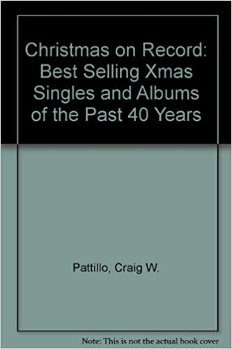 christmas on record best selling xmas singles and albums of the past 40 years 1st edition - Best Selling Christmas Albums