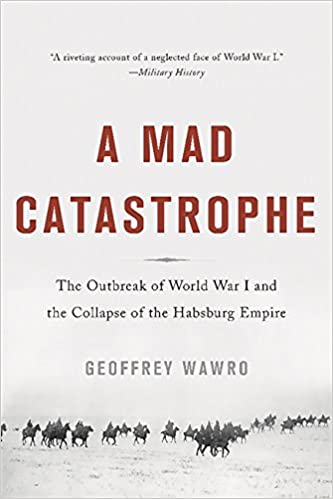 1f70a128791ab A Mad Catastrophe  The Outbreak of World War I and the Collapse of the  Habsburg Empire  Amazon.co.uk  Geoffrey Wawro  Books