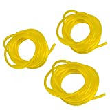 5 32 fuel hose - FYH 18 Feet Petrol Fuel Line Hose Lubricant Tubing with 3 Different Size for Weedeater.