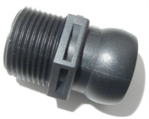 Includes:1-Male Pipe Thread Connector, 3//4-Inch, 1-Ball Socket Pipe 3//4 by 6-Inch, and 1- Ball Socket Flare Nozzle 3//4 inch x 3 inch Lifegard Aquatics Ball Socket Kit 3//4-Inch