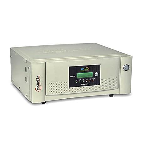 Microtek 12V Solar Inverter UPS (Grey)