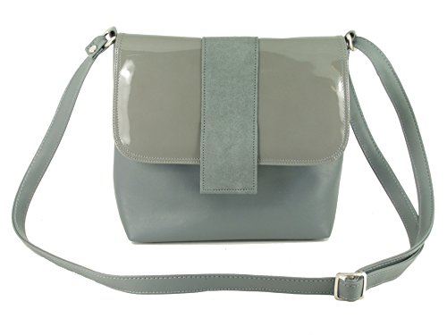Cross Bag Grey LONI Shoulder Body Desire 85qfw1R