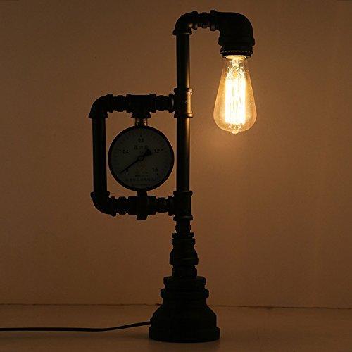 Unbekannt Set Tischlampe-Landschaft Café Bar Bar Restaurant Retro-industriellen Lager Wasserrohr Lampe