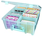 ArtBin 6955AG Super Satchel 1-Compartment Box, Art