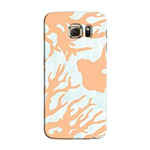 Cover It Up - Pale blue Nature Print Galaxy Note 5 Hard case